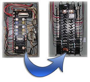 Electric Panel Upgrade Service in Tempe AZ